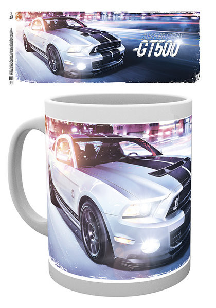 Posters Hrnek Ford Mustang Shelby - GT500 2014