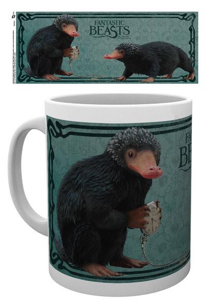 Posters Hrnek Fantastická zvířata a kde je najít - Niffler Character