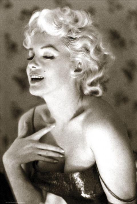 Posters Plakát, Obraz - Marilyn Monroe - glow, (61 x 91,5 cm)