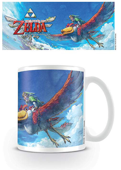 Posters Hrnek The Legend Of Zelda - Skyward Sword