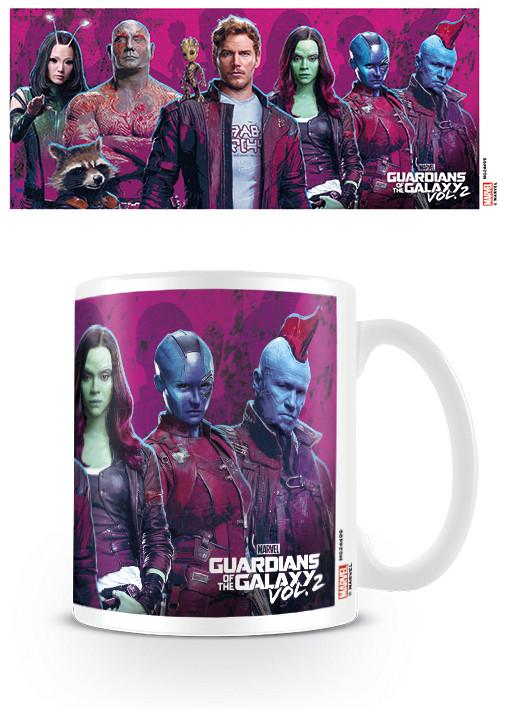 Posters Hrnek Strážci Galaxie Vol. 2 - Characters Vol. 2