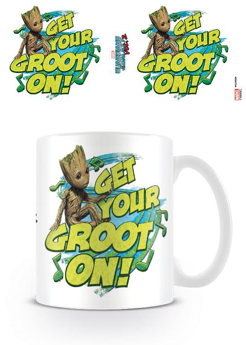 Posters Hrnek Strážci Galaxie Vol. 2 - Get Your Groot On