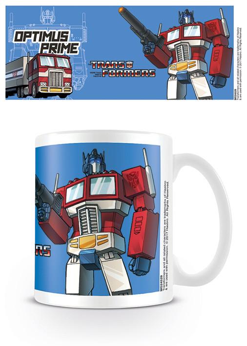 Posters Hrnek Transformers G1 - Optimus Prime