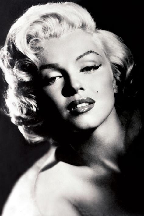 Posters Plakát, Obraz - Marilyn Monroe - glamour, (61 x 91,5 cm)