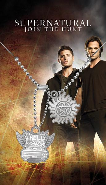 Posters Psí známka Lovci duchů - Hell And Back Pendant