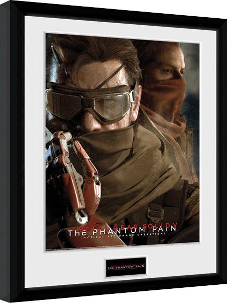 Posters Metal Gear Solid V - Goggles zarámovaný plakát