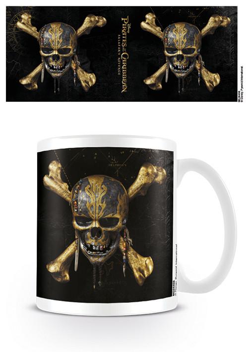 Posters Hrnek Piráti z Karibiku - Skull