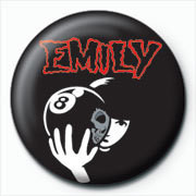 Posters Placka Emily The Strange - 8 ball