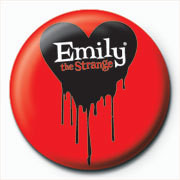Posters Placka Emily The Strange - logo