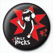 Posters Placka Emily The Strange - rocks