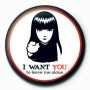 Posters Placka Emily The Strange - i want you