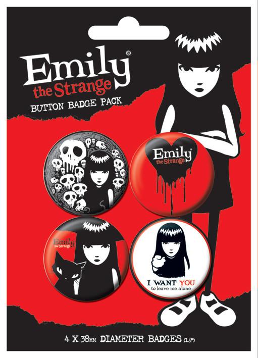 Posters Placka EMILY THE STRANGE 2