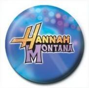 Posters Placka HANNAH MONTANA - Logo