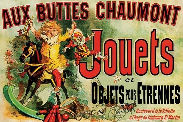 Posters Plakát, Obraz - JOUETS - as seen on friends/toys, (91,5 x 61 cm)