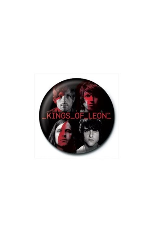 Posters Placka KINGS OF LEON - band