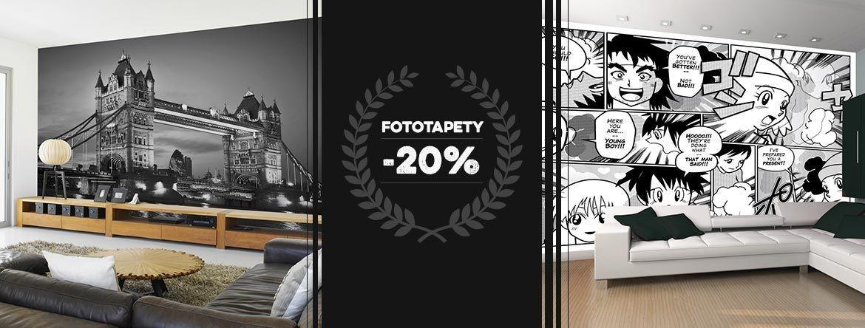 fototapety sleva