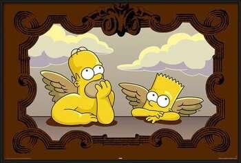Simpsons - raphael plakáty | fotky | obrázky