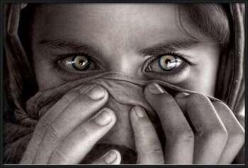 Afghan girl - limitovaná edice plakáty | fotky | obrázky