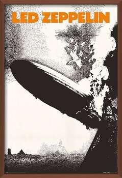 Rámovaný plakát Led Zeppelin - Led Zeppelin I