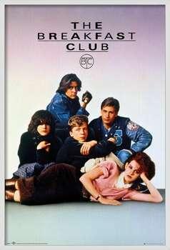 Rámovaný plakát The Breakfast Club - Key Art