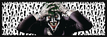 Rámovaný plakát The Joker - Killing Joke