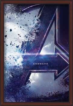 Rámovaný plakát Avengers: Endgame - Teaser