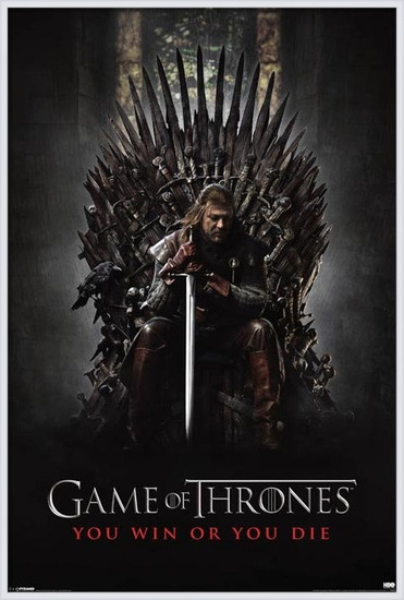 Plakát  GAME OF THRONES - you win or you die