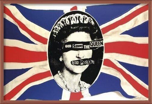 Plakát  Sex Pistols