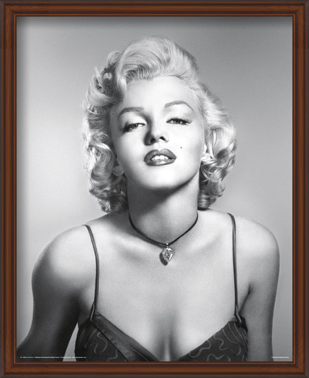 Plakát Marilyn Monroe - diamond