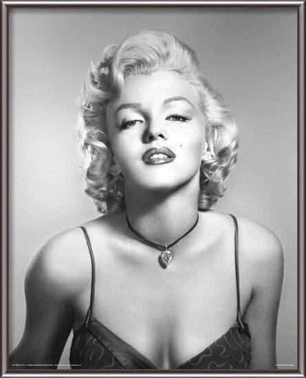 Plakát Marilyn Monroe - diamond