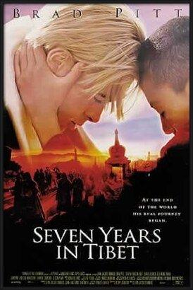 Plakát  SEVEN YEARS IN TIBET