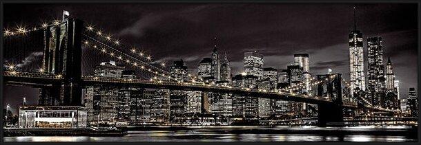 Plakát  NEW YORK - Assaf Fank