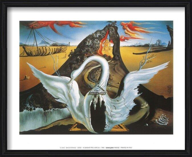 Obrazová reprodukce Bacchanale, 1939