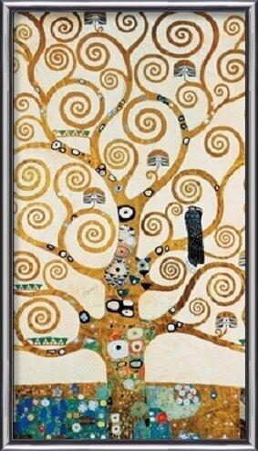 Obrazová reprodukce Strom života - vlys z paláce Stoclet, 1909