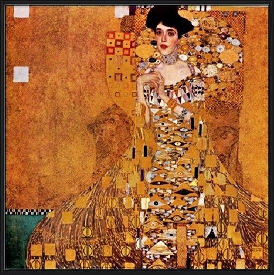 Obrazová reprodukce  Adele Bloch-Bauer - Zlatá Adéla