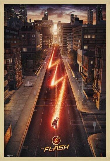 Plakát Flash - One Sheet
