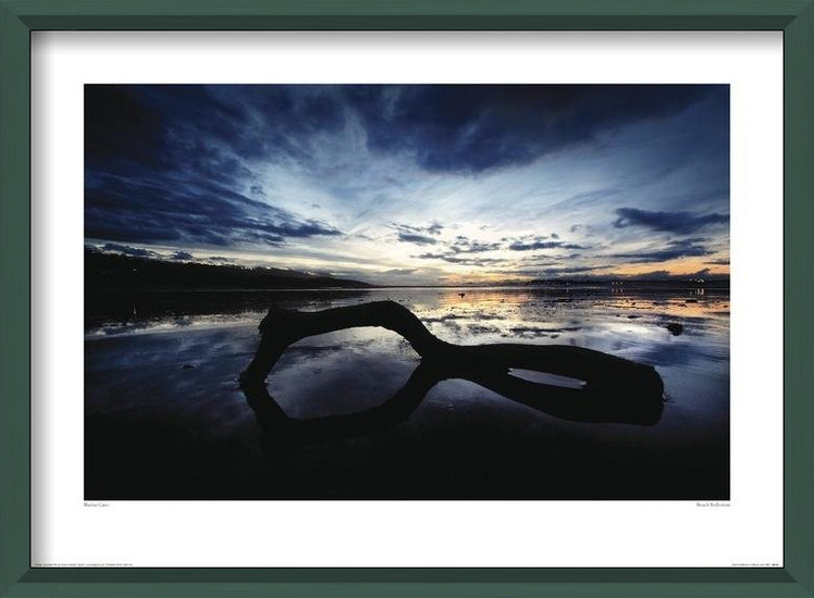 Obrazová reprodukce Marina Cano - Beach Reflection