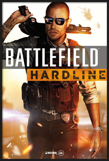 Plakát  Battlefield Hardline - Shotgun
