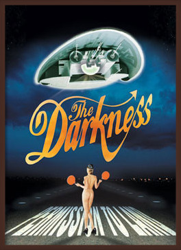 Plakát the Darkness - album