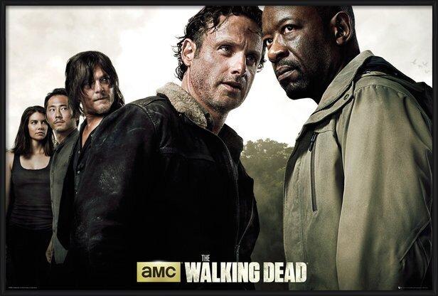 Plakát  The Walking Dead - Season 6
