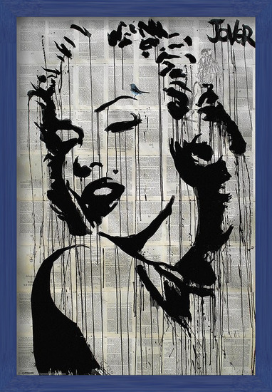 Plakát  Loui Jover - Icon