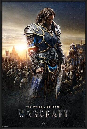 Plakát WarCraft - Lothar