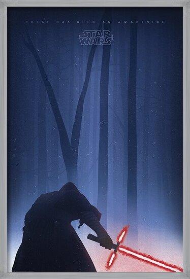 Plakát  Star Wars VII: Síla se probouzí - Awakening