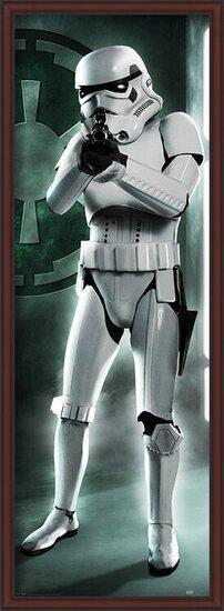 Plakát  Star Wars - Original Trilogy Stormtrooper