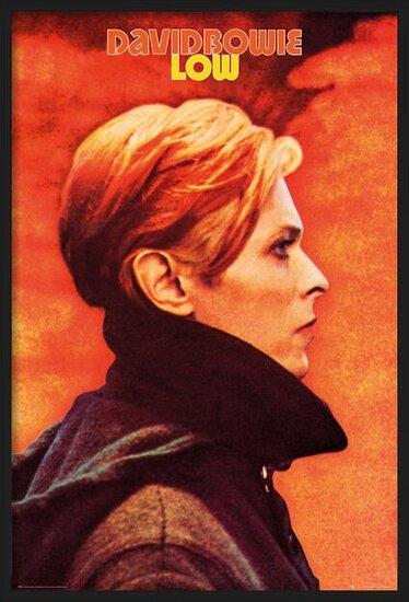 Plakát David Bowie - Low