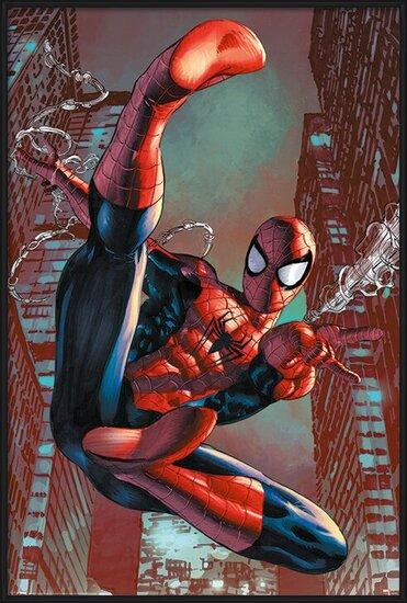 Plakát  Spider-Man - Web Sling