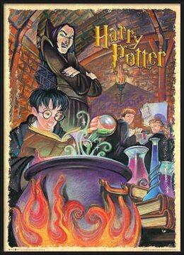 Plakát HARRY POTTER - snape classroom