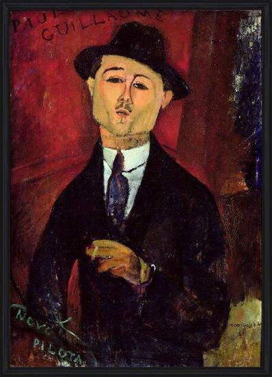 Obrazová reprodukce  Paul Guillaume (1893-1934) Novo Pilota, 1915