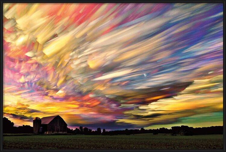Plakát Sunset Spectrum