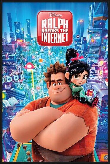 Plakát Raubíř Ralf - Ralph Breaks the Internet